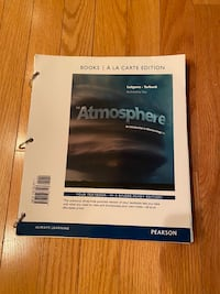 The Atmosphere An Introduction to Meteorology 13th Edition Damascus, 20872