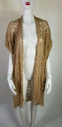 Gold lace cover up Westmount, H3Z 1R4