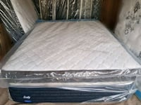 New queen mattress  320$. delivery available  Edmonton, T5G 0W6