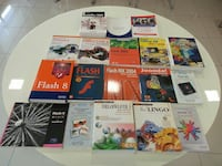 Manuales, tutoriales, revistas, cd