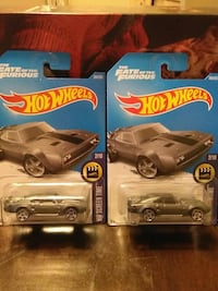 HOT WHEELS FAST AND THE FURIOUS CHARGER DIECAST