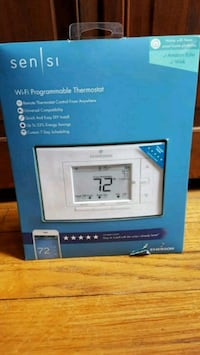 Wi-Fi programmable thermostat. Springfield, 22150