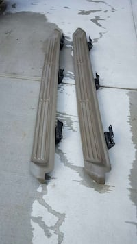 Running Boards Ford Expedition EL
