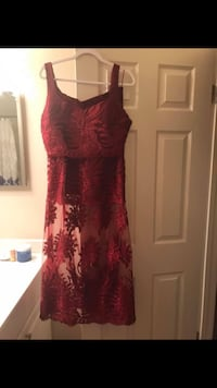 Women's red sleeveless dress Owings Mills, 21117