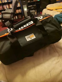 American fighter gym bag