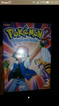 pokemon 2 dvd Sevilla, 41006
