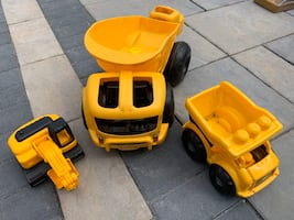 Constructive Toy Cars
