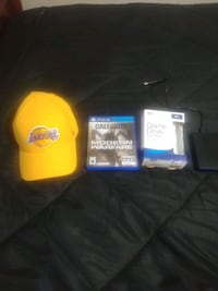 Brand new evrrything but cod took out in once and lakers hat Pitt Meadows