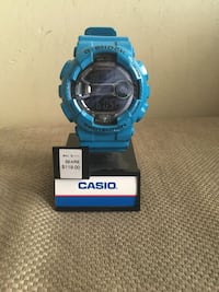Blue G-Shock Watch  Brampton, L6P 1L2