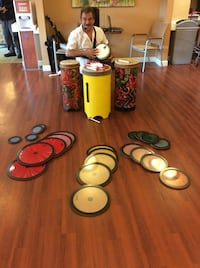 Drum Circle Therapy for Seniors and Children Tinton Falls, 07724