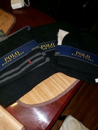 Polo scarf set