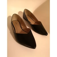 new George D'Orsay Flats black 10B Burnaby