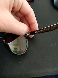 RayBan Clubmaster Lier, 3414