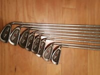 Ping Eye 2 Complete Set New factory installed Ping Grips. Woodbridge, 22192