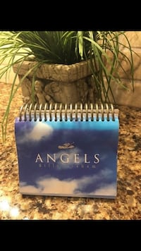 Billy Graham Angel Calendar Smyrna, 37167