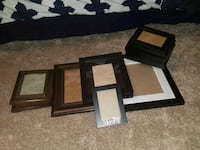13 pictures frames- assorted sizes Harvest, 35749