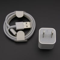 iPhone Charging Cable and Power Adapter Washington, 20032