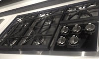 Black and gray 4-burner gas range oven wolf Secaucus, 07094