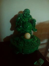 Jadite heavy budda fountain
