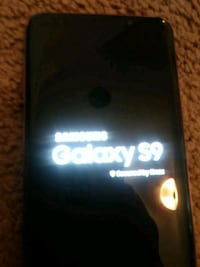 black Samsung Galaxy android smartphone Clearfield