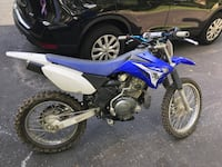 2014 Yamaha TTR125. Title available. Used for off road only   Reasonable offers ONLY.   CASH ONLY. PICK UP ONLY