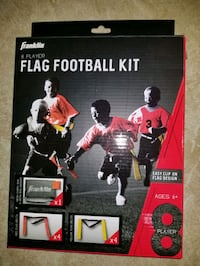 New flag football kit  Las Vegas, 89120