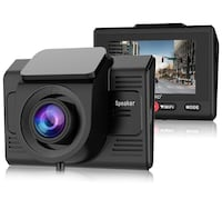 HD Dash Cam with WiFi Montreal, H2X 3R2