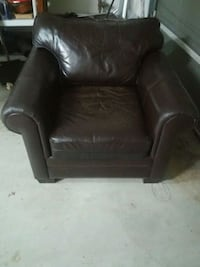 Leather Comfort Chair