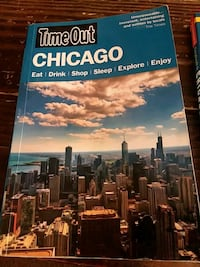 Chicago guide book