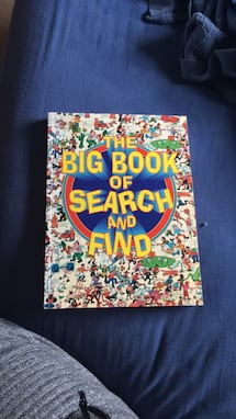 The Big Book of Search and Fins
