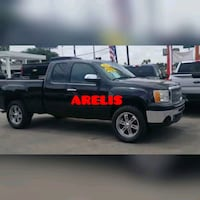 GMC - Sierra Ext Cab - 2010 Houston