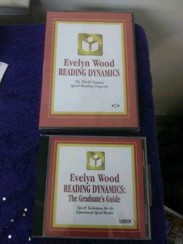 Evelyn Wood course
