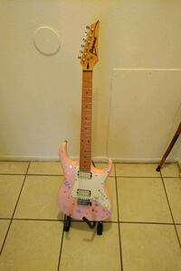 Ibanez rx20 pink guitar Clearwater, 33764