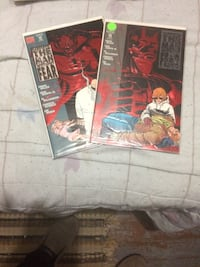 two The Amazing Spider-Man comic books High Point
