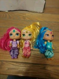 Shimmer and shine dolls Odenton, 21113