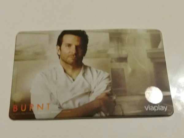 viaplay card . worth 230 but i am selling it