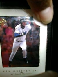 Ken Griffey Jr. card  San Jose, 95128