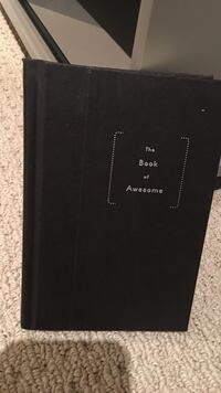 Hard covered The Book of Awesome  Mississauga, L5M 3A5
