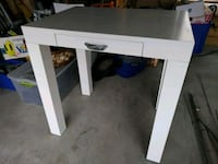 Pottery Barn - white Parsons mini desk Clarksburg, 20871