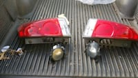 Nissan - Quest - 2005 -Headlights and Console Centreville, 20120