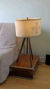 Table Lamp with Nautical Features Toronto, M9A 4A7