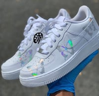 "Air Force 1 ""Butterfly Effect"" Gaithersburg, 20877"