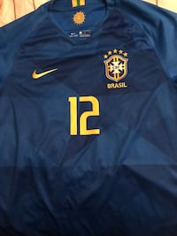 Authentic Brazil size medium jersey  Columbia, 21046
