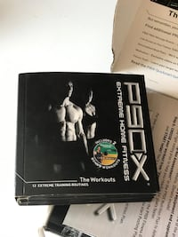 P90X Extreme Home Fitness - The Workout (DVD, 2008, 12-Disc Set) missing 1 - Used Westminster