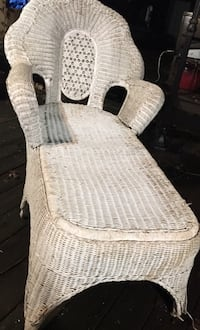 Wicker lounge vintage good condition  Ramer, 36069