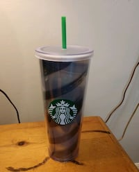 new Starbucks 24 ounce cold cup Charlotte, 28203