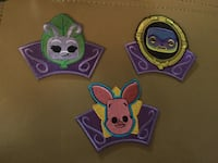 Set of 3 Disney Character Patches Tampa, 33615