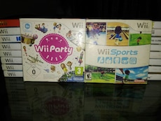 Wii Nintendo game with all original accessories