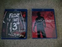 Friday The 13th and A Nightmare On Elm Street  Brampton, L6T 2S7
