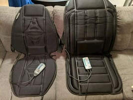 HoMedics Shiatsu Full Body Massage Chair Cushions